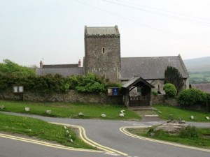 St Cenydd's Church