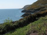 Views from the south Gower Coast Path